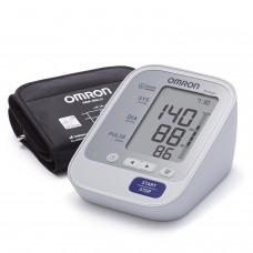 Тонометр автоматический OMRON M3 Expert  с универсальной манжетой и адаптером сети