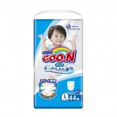 Трусики-подгузники GOO.N для мальчиков 9-14 кг (размер L, 44 шт)