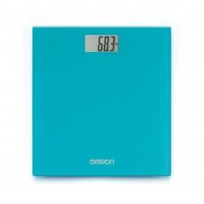 Персональные весы с цифровым дисплеем OMRON HN-289-бирюзовые
